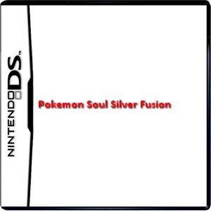 Pokemon Soul Silver Fusion Box Art
