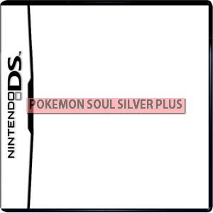 Pokemon Soul Silver Plus Box Art
