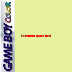Pokemon Space Red Box Art