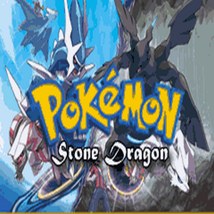 Pokemon Stone Dragon Box Art