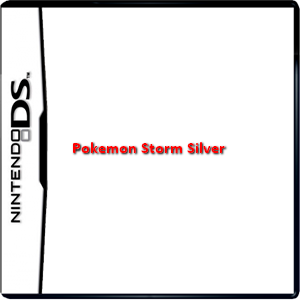 Pokemon Storm Silver Box Art