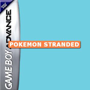 Pokemon Stranded Box Art