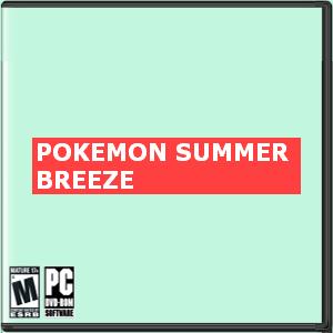 Pokemon Summer Breeze Box Art
