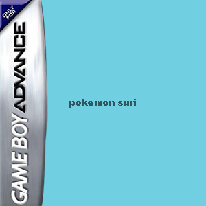 Pokemon Suri Box Art