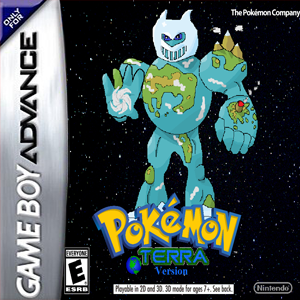 Pokemon Terra Box Art