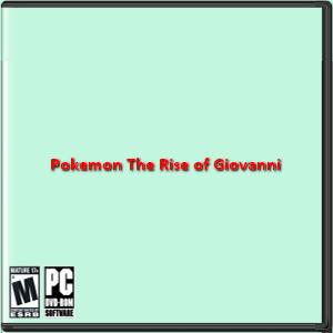 Pokemon: The Rise of Giovanni Box Art