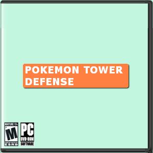 Pokemon Tower Defense 2 Box Art