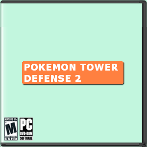Pokemon Tower Defense 3 Box Art
