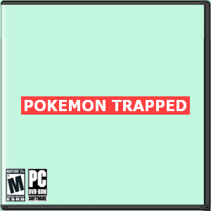 Pokemon TRAPPED Box Art