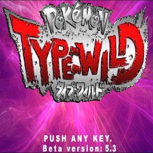 Pokemon Type Wild Box Art