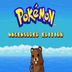 Pokemon Uncensored Edition Box Art