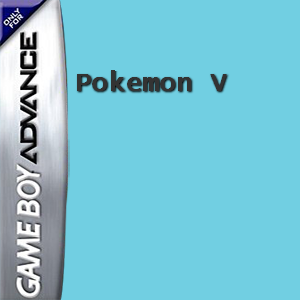 Pokemon V Box Art