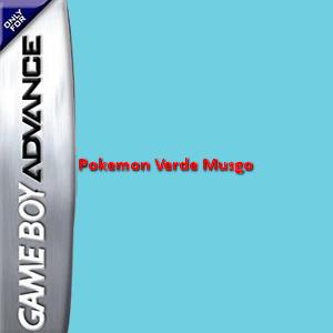 Pokemon Verde Musgo Box Art
