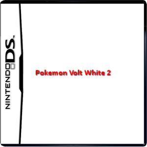 Pokemon Volt White 2 Box Art