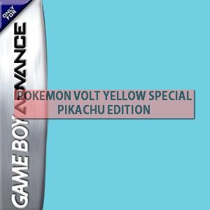 Pokemon Volt Yellow: Special Pikachu Edition Box Art