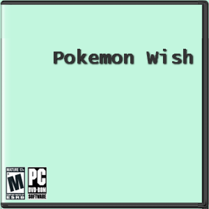 Pokemon Wish Box Art