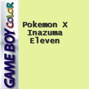 Pokemon X Inazuma Eleven Box Art