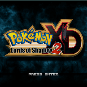Pokemon XD Lords of Shadow 2 Box Art