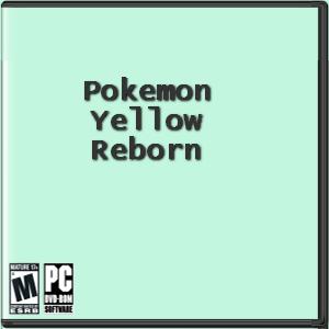 Pokemon Yellow Reborn Box Art