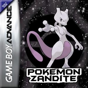 Pokemon Zandite Box Art