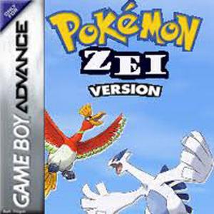 Pokemon Zei Box Art
