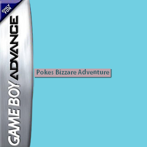 Poke's Bizzare Adventure Box Art