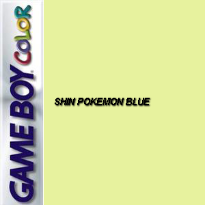 Shin Pokemon Blue Box Art