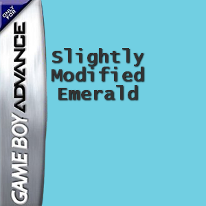 Slightly Modified Emerald Box Art