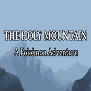 The Holy Mountain: A Pokemon Adventure Box Art