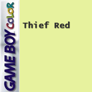 Thief Red Box Art
