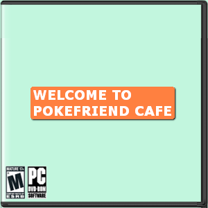 Welcome to PokeFriend Cafe Box Art