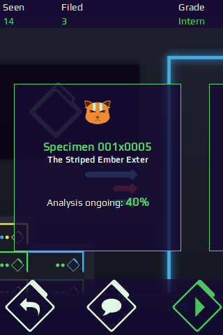 Exterium, completion game with fully original Screenshot