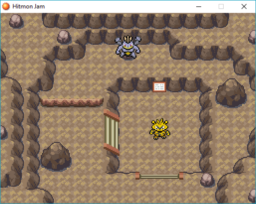 Hitmon! Jam Screenshot