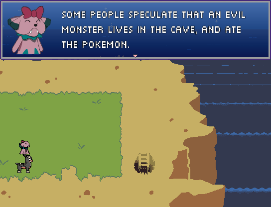 Home - A Pokemon Story Screenshot