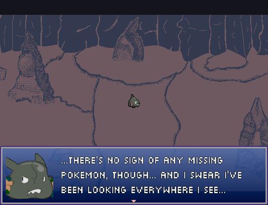 Home - A Pokemon Story Screenshot