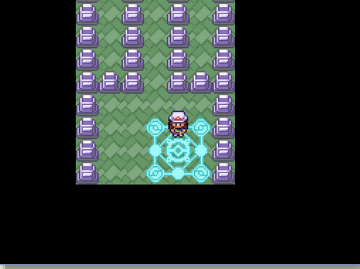 Jam Party Pokemon Error Screenshot