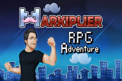 Markiplier RPG Adventure Screenshot