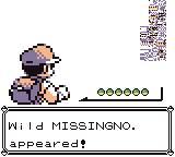 MissingNo. Challenge Screenshot