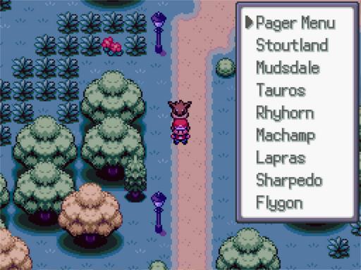 (Open World) Not Another Pokemon Game Screenshot