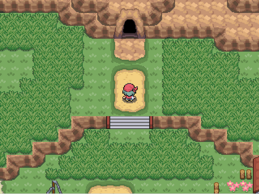 Pocket Monster Project Chasing Glory Screenshot