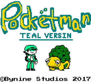 Pocketmans Teal Screenshot