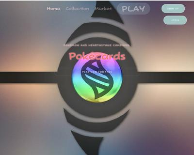 Pokecards Beta Screenshot