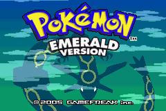Pokemon BlackGranite X Screenshot