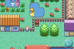 Pokemon BubbleBlue Screenshot