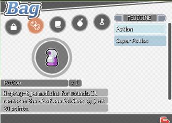 Pokemon Ethereal Gate Screenshot
