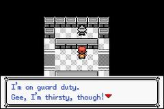 Pokemon Retro Red Screenshot