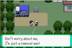 Pokemon 0x800000 Screenshot