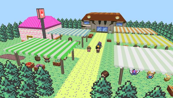 Pokemon 3D Screenshot