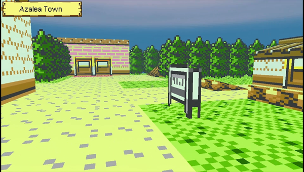 Pokemon 3D Screenshot
