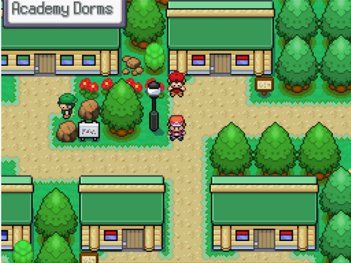 Pokemon Academy (2020) Screenshot